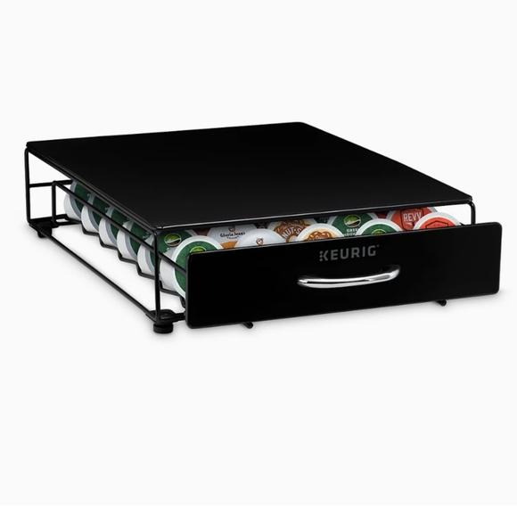 NEW Keurig Rolling Storage Drawer